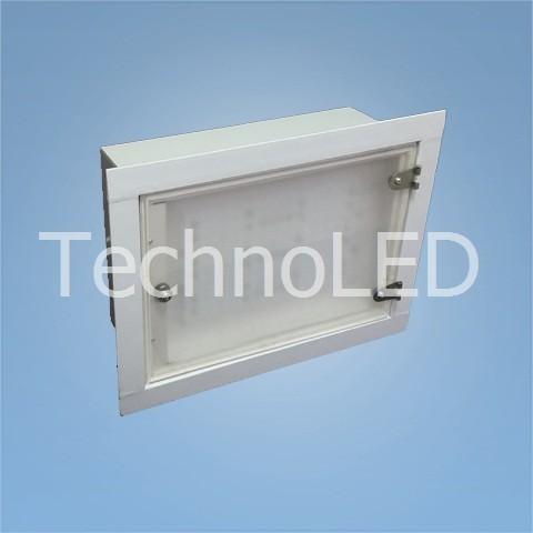 Світлодіодний світильник для АЗС 50 Вт