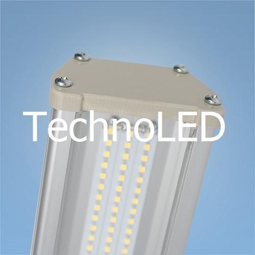 Cветодиодный линейный светильник Direct 18 Вт