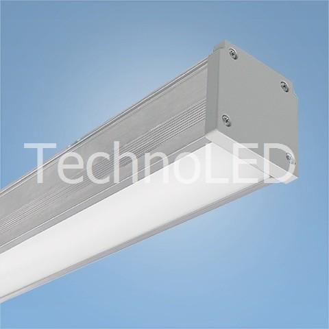 Світлодіодний лінійний світильник Direct 180 Вт