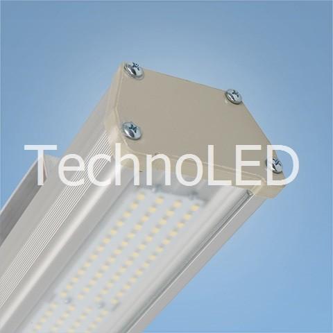 Світлодіодний лінійний світильник Direct 35 Вт