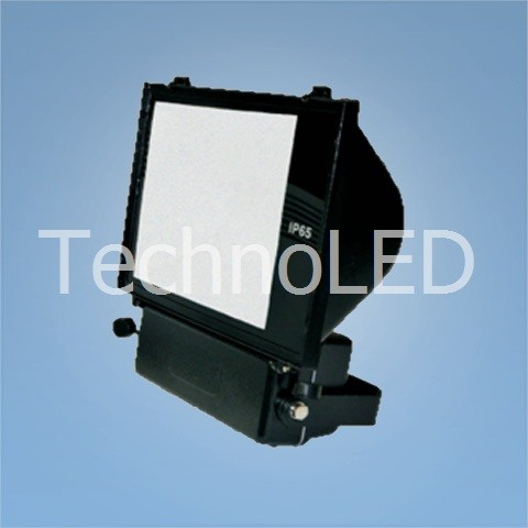 Светодиодный прожектор Regent 100 Вт с оптическим преобразователем